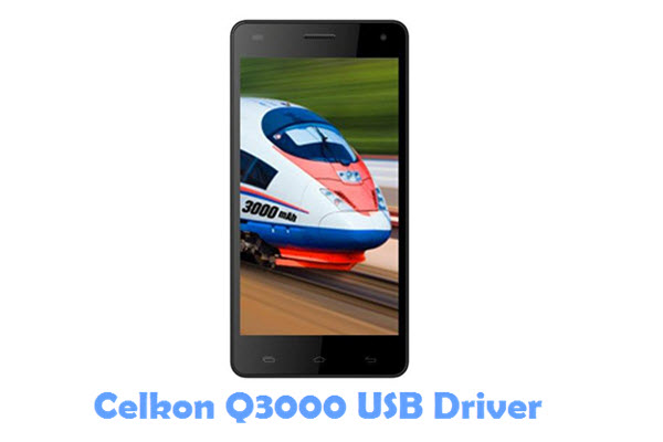 Download Celkon Q3000 USB Driver