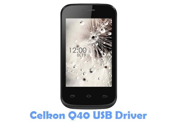 Download Celkon Q40 USB Driver