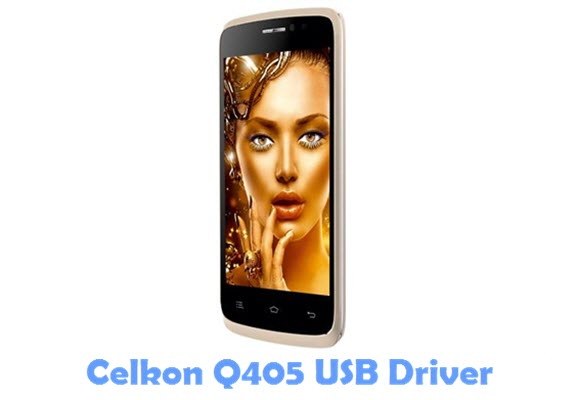 Download Celkon Q405 USB Driver