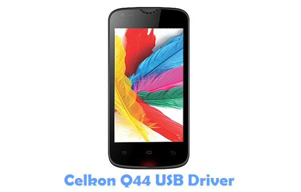 Download Celkon Q44 USB Driver