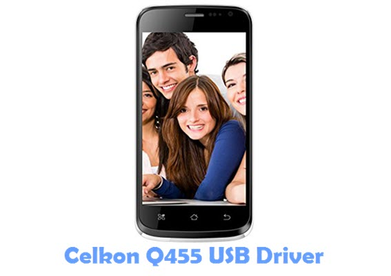Download Celkon Q455 USB Driver