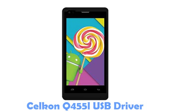 Download Celkon Q455l USB Driver