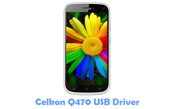 Download Celkon Q470 USB Driver
