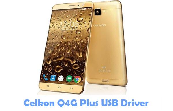 Download Celkon Q4G Plus USB Driver