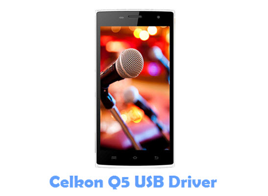 Download Celkon Q5 USB Driver