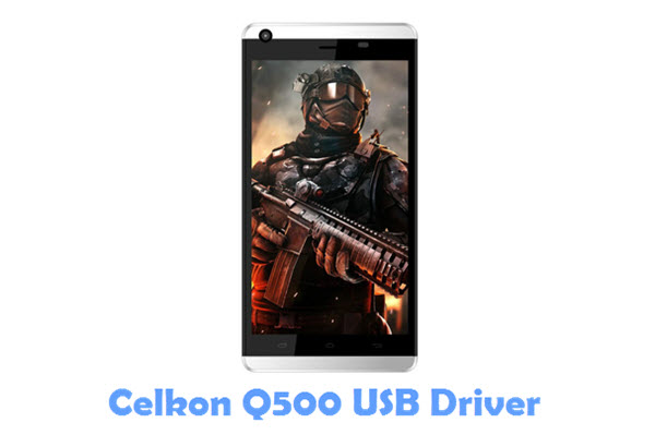 Download Celkon Q500 USB Driver