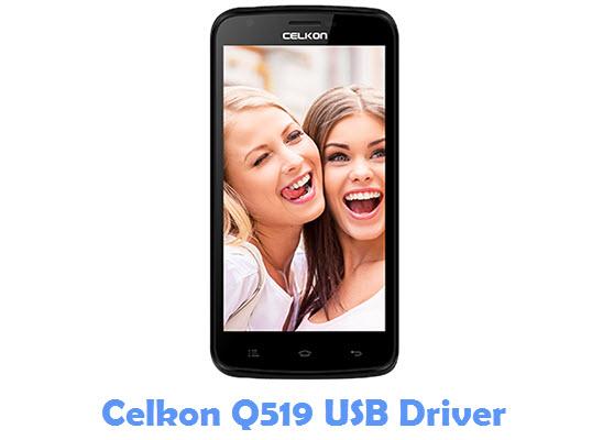 Download Celkon Q519 USB Driver