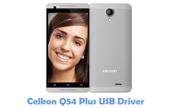 Download Celkon Q54 Plus USB Driver