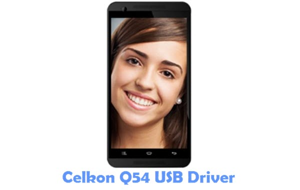Download Celkon Q54 USB Driver