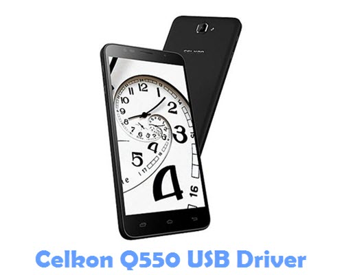 Download Celkon Q550 USB Driver