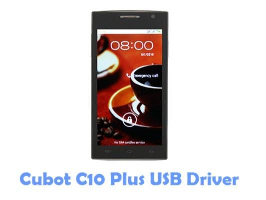 Download Cubot C10 Plus USB Driver