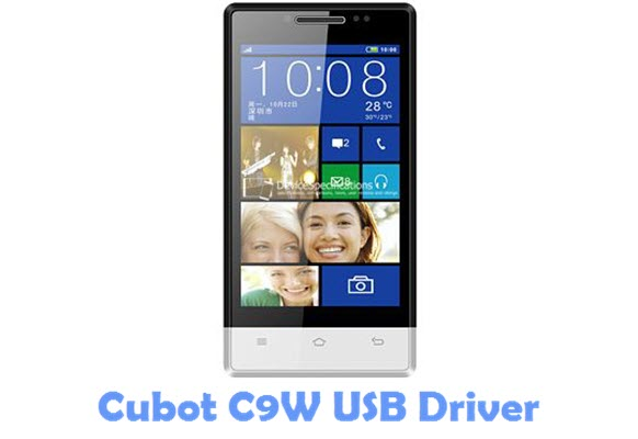 Download Cubot C9W USB Driver