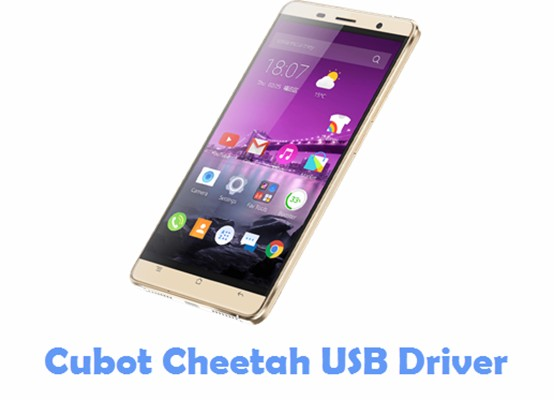 Download Cubot Cheetah USB Driver