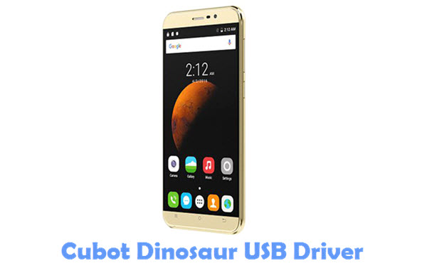 Download Cubot Dinosaur USB Driver