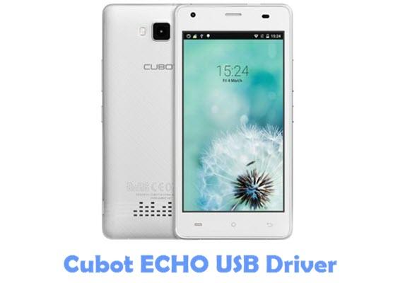 Download Cubot ECHO USB Driver