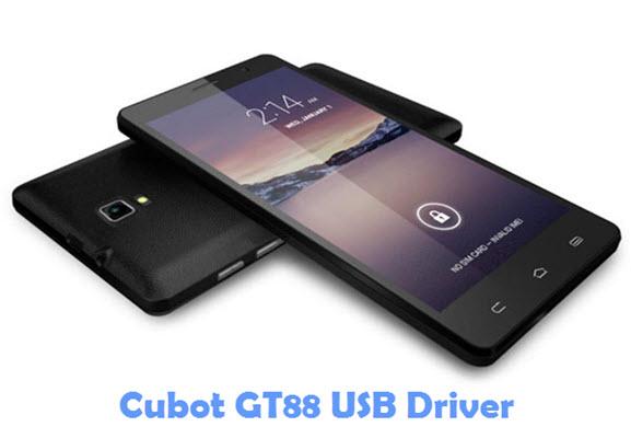 Download Cubot GT88 USB Driver