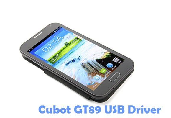 Download Cubot GT89 USB Driver