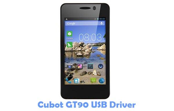 Download Cubot GT90 USB Driver
