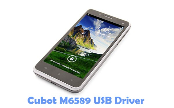 Download Cubot M6589 USB Driver