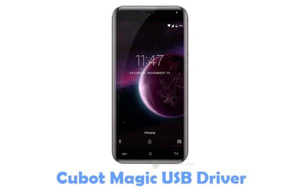 Download Cubot Magic USB Driver
