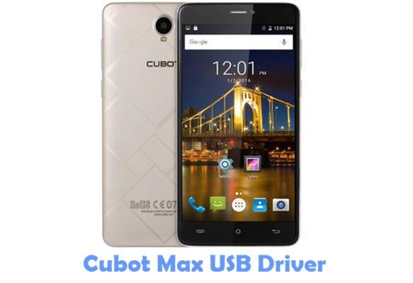 Download Cubot Max USB Driver