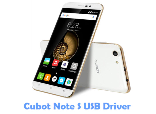 Download Cubot Note S USB Driver