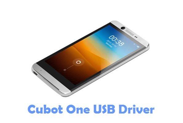 Download Cubot One USB Driver