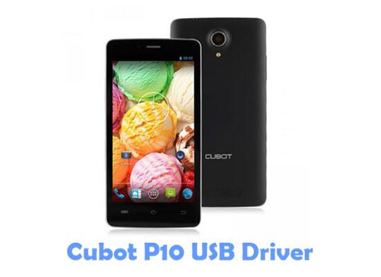 Download Cubot P10 USB Driver