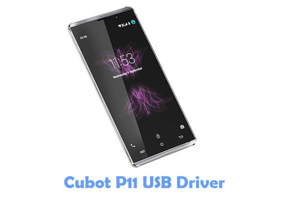 Download Cubot P11 USB Driver