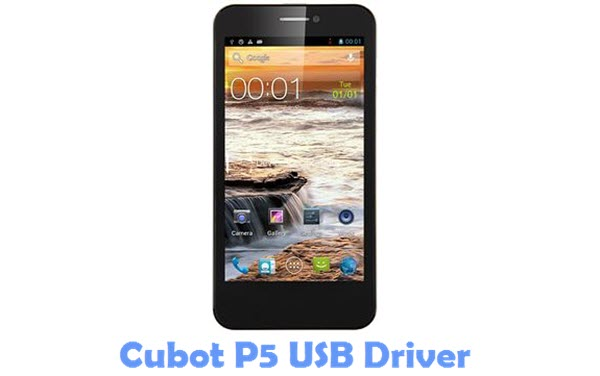 Download Cubot P5 USB Driver