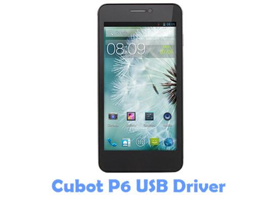 Download Cubot P6 USB Driver