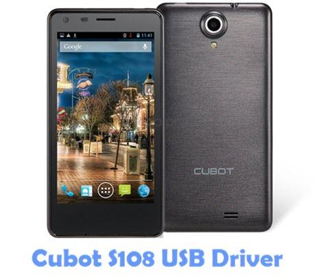 Download Cubot S108 USB Driver