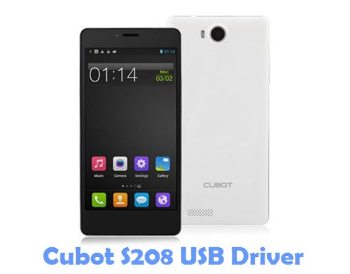Download Cubot S208 USB Driver