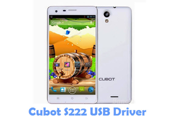 Download Cubot S222 USB Driver