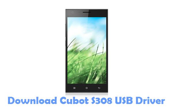 Download Cubot S308 USB Driver