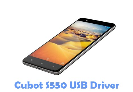 Download Cubot S550 USB Driver
