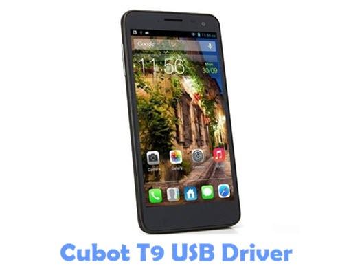Download Cubot T9 USB Driver