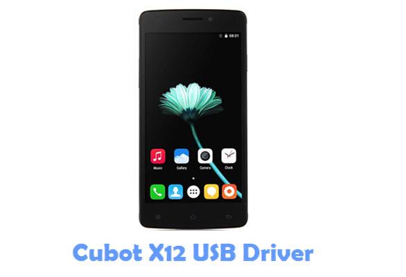 Download Cubot X12 USB Driver