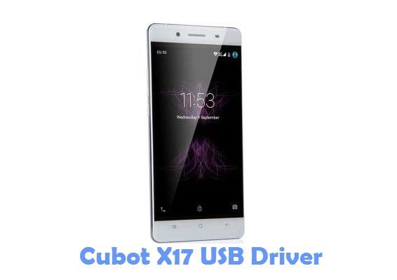 Download Cubot X17 USB Driver
