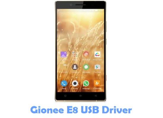 Download Gionee E8 USB Driver
