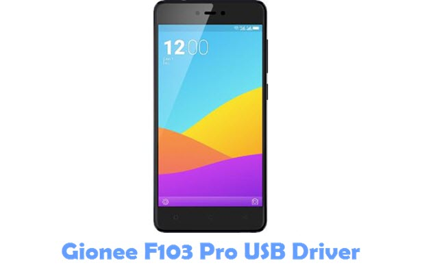 Download Gionee F103 Pro USB Driver