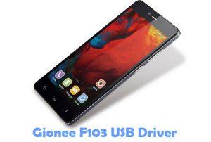 Download Gionee F103 USB Driver | All USB Drivers
