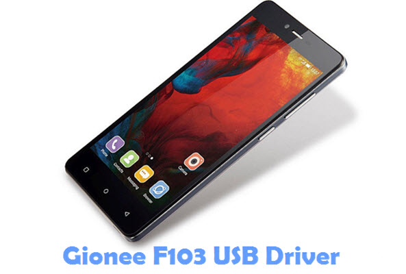 Download Gionee F103 USB Driver