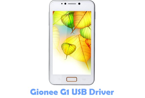 Download Gionee G1 USB Driver