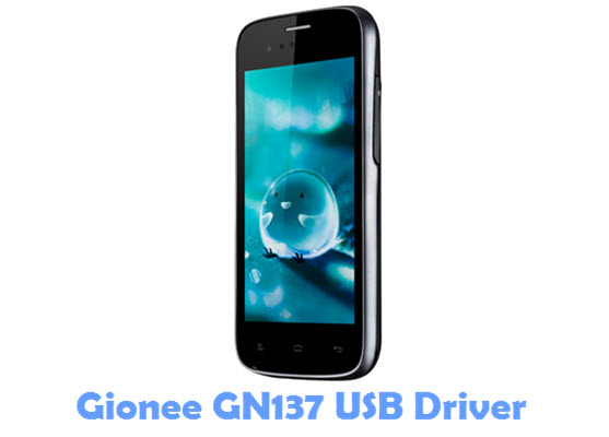 Download Gionee GN137 USB Driver