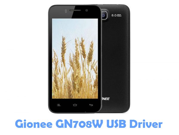 Download Gionee GN708W USB Driver