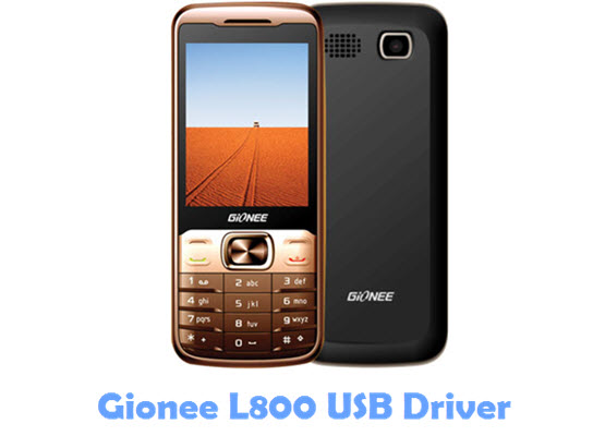 Download Gionee L800 USB Driver
