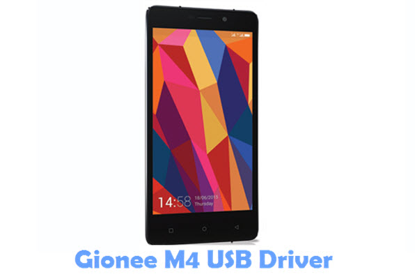 Download Gionee M4 USB Driver