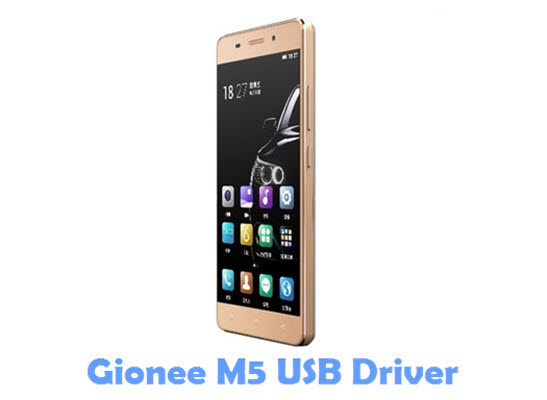 Download Gionee M5 USB Driver