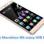 Gionee Marathon M5 enjoy USB Driver